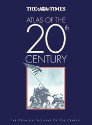 "Cover of: ""Times"" Atlas of the 20th Century (Atlas)"