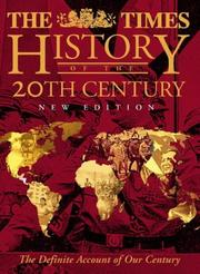Cover of: The Times History of the 20th Century