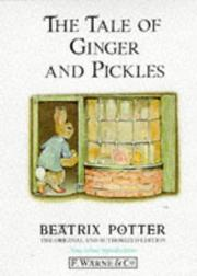 Cover of: The tale of Ginger & Pickles