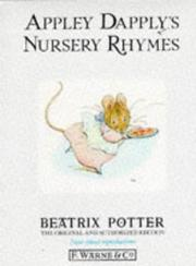 Cover of: Appley Dapply's nursery rhymes