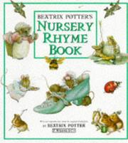 Cover of: Beatrix Potter's Nursery Rhyme Book