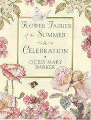 Cover of: Flower Fairies of the Summer - A Celebration | Cicely Mary Barker
