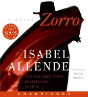 Cover of: Zorro CD Low Price