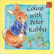 Cover of: Count with Peter Rabbit | Beatrix Potter