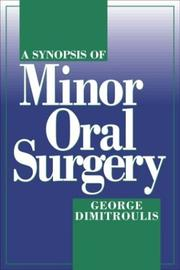 synopsis of minor oral surgery