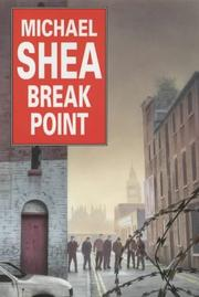 Cover of: Break Point | Michael Shea