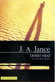 Cover of: Desert Heat