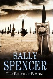 Cover of: The Butcher Beyond (Chief Inspector Woodend Mysteries) | Sally Spencer