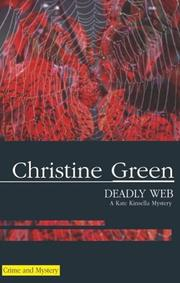 Cover of: Deadly Web (Kate Kinsella Mysteries)
