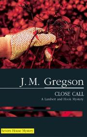 Cover of: Close Call (Lambert and Hook Mysteries)