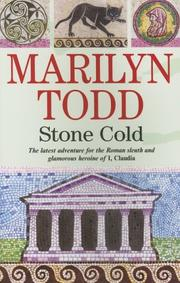 Cover of: Stone Cold (Claudia)