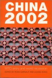 Cover of: China 2002 |