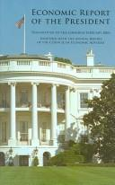 Cover of: Economic Report of the President, 2005 | Council of Economic Advisers (U.S.)