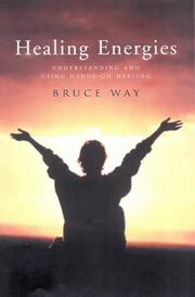 Cover of: Healing Energies