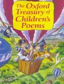 Cover of: The Oxford treasury of children's poems