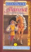 Cover of: Alanna: the first adventure