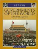Cover of: Governments of the World