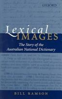 Cover of: Lexical Images | W. S. Ramson