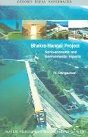Cover of: The Bhakra-Nangal Project