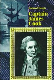 Cover of: Captain James Cook | Richard Alexander Hough