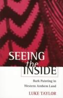 Cover of: Seeing the inside
