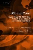 Cover of: One best way? |