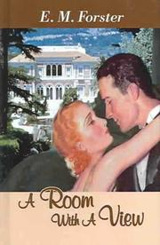 Cover of: A Room With a View | E. M. Forster