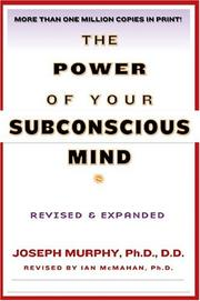 The power of your subconscious mind by Murphy, Joseph