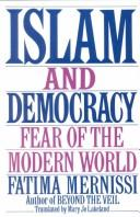 Cover of: Islam and Democracy | Mernissi, Fatima.