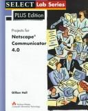 Projects for the Netscape Communicator 4.0