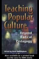 Cover of: Teaching Popular Culture