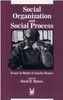 Cover of: Social Organization and Social Process