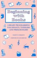 Cover of: Beginning With Books