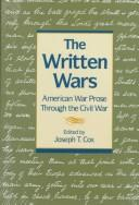 Cover of: The Written Wars