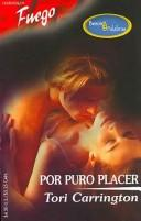 Cover of: Por Puro Placer: (For Simple Pleasure) (Fuego)