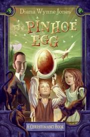 Cover of: The Pinhoe Egg (Chrestomanci, Book 6)
