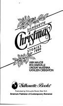 Cover of: Silhouette Christmas Stories 1990