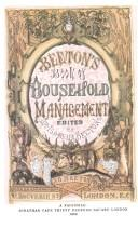 Cover of: The book of household management