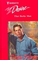 Cover of: That Burke Man