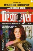 Cover of: American Obsession