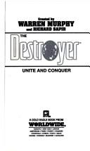 Cover of: Unite And Conquer