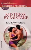 Cover of: Mistress By Mistake (Promotional Presents)
