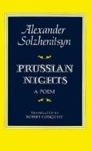 Cover of: Prussian Nights