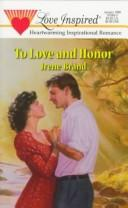 Cover of: To Love and Honor