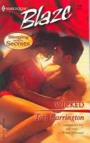Cover of: Wicked: Sleeping With Secrets (Blaze)