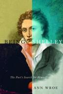 Cover of: Being Shelley