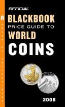 Cover of: The Official Blackbook Price Guide to World Coins 2008, Edition #11