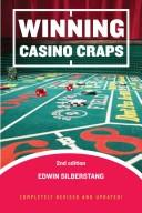Cover of: Winning Casino Craps, 2nd Edition (Winning Casino Craps)
