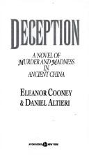 Cover of: Deception | Eleanor Cooney