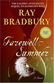 Farewell Summer by Ray Bradbury